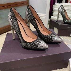 Enzo Angiolini brand new never worn sparkly heels